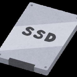 SSD「すぐ壊れます、高いです、熱いです、容量小さいです、前兆無しで壊れます、データ復旧不可能です」