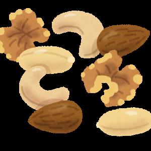 ミックスナッツ食いワイ「これはアーモンドwこれはくるみかなwこれは……なんかのナッツww」ポリポリ