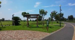 上総更級公園:マンホールカード、ポケモンGo 2020年7月31日