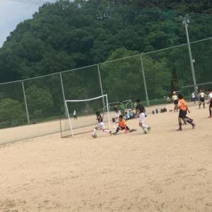 猿田浩得コーチのサッカークリニック