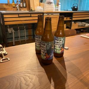 木の家ビール