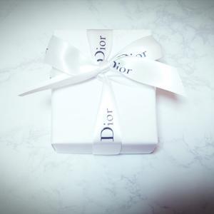 Dior ふわふわ香る癒やさる香り。