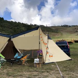 【キャンプ】若杉高原おおやキャンプ場
