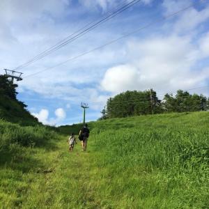 【キャンプ】8/19-20 神鍋高原キャンプ場