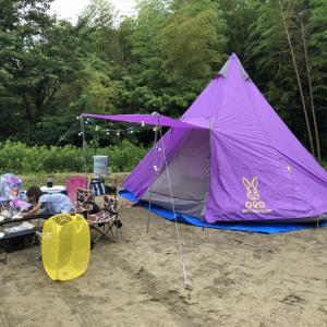 【キャンプ】ウェルネスパーク五色