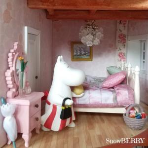ムーミンハウス☆2階★パパとママの寝室