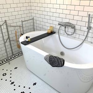 ケユカの泡立ちクロススポンジは水だけでも洗剤でも洗面所風呂掃除にぴったり