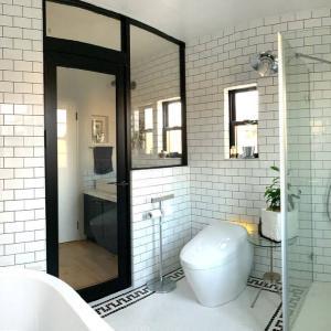 在来工法のバスルームでやってよかったこと。断熱材と浴室暖房でヒートショック回避