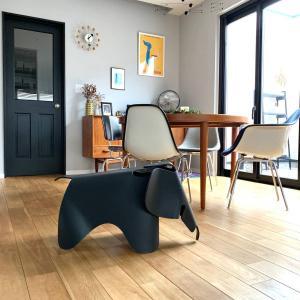 イームズの椅子Vitra社エレファントは座って飾って遊んでデザインを学べる椅子