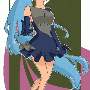 ドレスさん