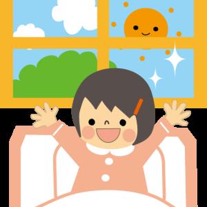寒い季節がやってきた☆5時起き次女も6時半まで寝るようになった!(笑)