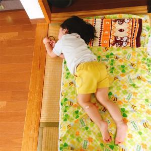 2歳のお昼寝事情。土日で取り戻せ?!