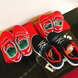 子供用スニーカーを購入 やっぱりネットがコスパ良し!
