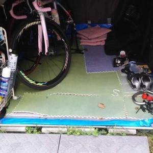 台風でサイクルハウスはどうなったのか