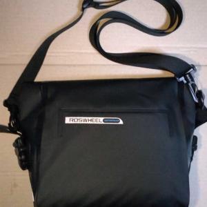 購入品インプレッション フロントバッグ