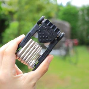 購入品インプレッション ペダルスタンド付き携帯工具