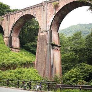 碓氷峠、軽井沢、妙義山ライド①