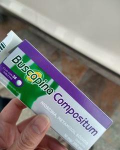 薬局で買った薬に日本では使用禁止の成分が入っていた件 (BUSCAPINA COMPOSITUM)