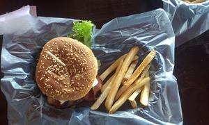 124件レビュー&星4.7のハンバーガー屋に行ってきた