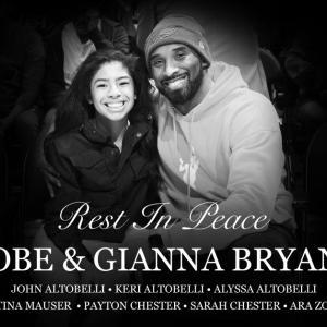 コービー・ブライアント Kobe Bryant の訃報