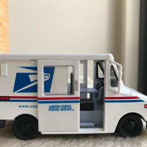 アメリカの郵便局USPSのコロナ対策
