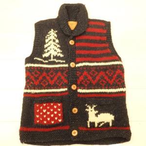 冬に向けての編み物