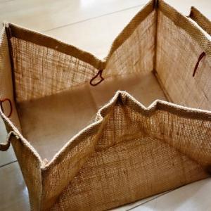 100均の毛糸でミトン作り