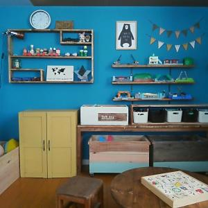 子供部屋大改造!ついに完成です。