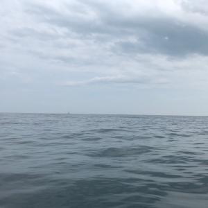 第183回 海の日なので迷わず海へ‼️