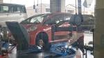 タイヤ交換と一年点検予約。