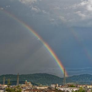 虹のある街 ~ダブルレインボー
