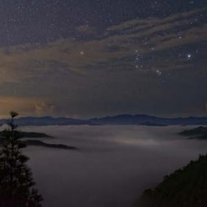 雲海 ~未明の閃光