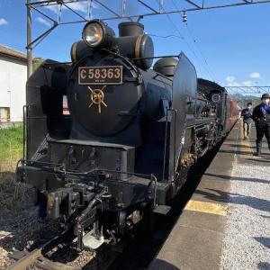 SLパレオエクスプレスの乗車記ブログ