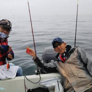 出漁! 2020 5月―その2