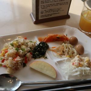 東横INNソウル東大門1にて朝食4連チャン♪