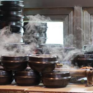 鍾路の食堂でテンジャンチゲ!美味しくて最高@トッペギチプ