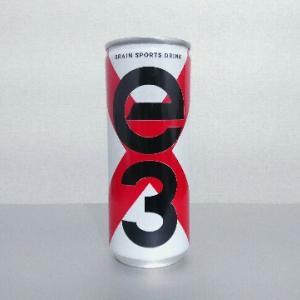 エナジードリンク e3を飲んでみた【味の評価】