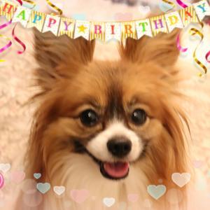 4歳の誕生日♪