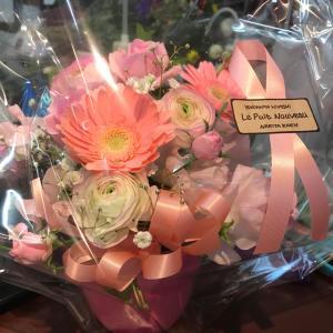 お花を買うのが好き