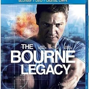 【ブルーレイ映画ソフトレビュー】ボーン・レガシー  / The Bourne Legacy