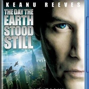 【ブルーレイ映画ソフトレビュー】地球が静止する日  / The Day the Earth Stood Still