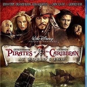 【ブルーレイ映画ソフトレビュー】パイレーツ・オブ・カリビアン ワールド・エンド  / Pirates of the Caribbean: At World's End