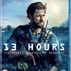 【ブルーレイ映画ソフトレビュー】13時間 ベンガジの秘密の兵士  / 13 Hours:The Secret Soldiers of Benghazi