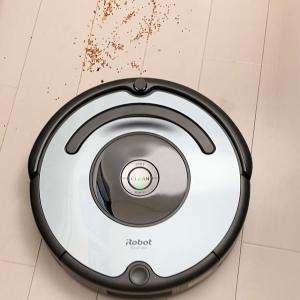ロボット掃除機「ルンバ」はインコの餌をどのくらい吸うのか検証してみた