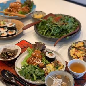 美味しくて美肌効果もバッチリな韓国料理を習ってキター