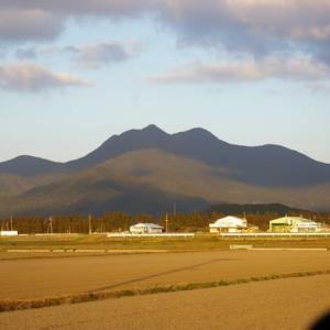 鹿児島の山々