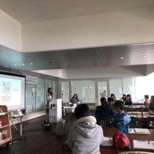 徳島私立図書館×信用保証協会の「経営者Book de トーク」