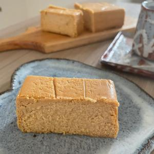 絶品!味噌キャラメルチーズケーキ