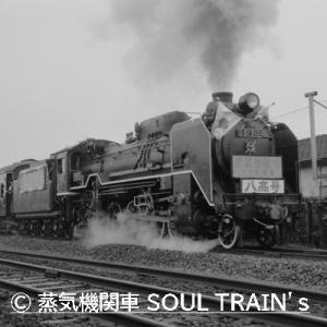 八高線D51498サプライズ!! SL「八高号」運転!!