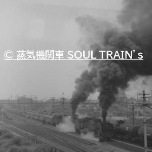 """八高線の記憶 """"拝島駅D51重連俯瞰"""""""